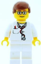 Male Nurse Doctor Medic
